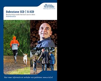 Afbeelding van S-ICD-patiëntbrochure